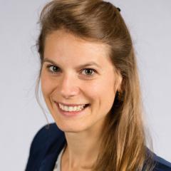 headshot of Vera Kaelin